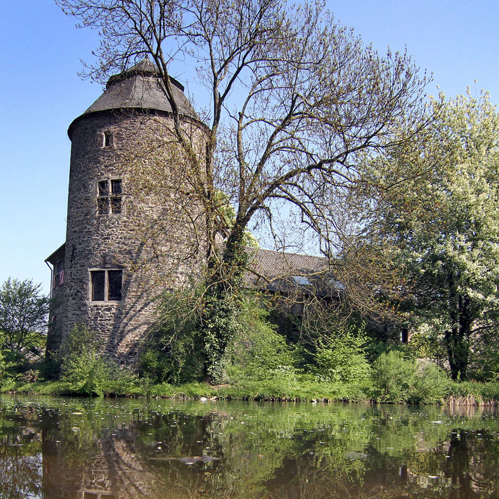 Schloss Linnep in ratingen