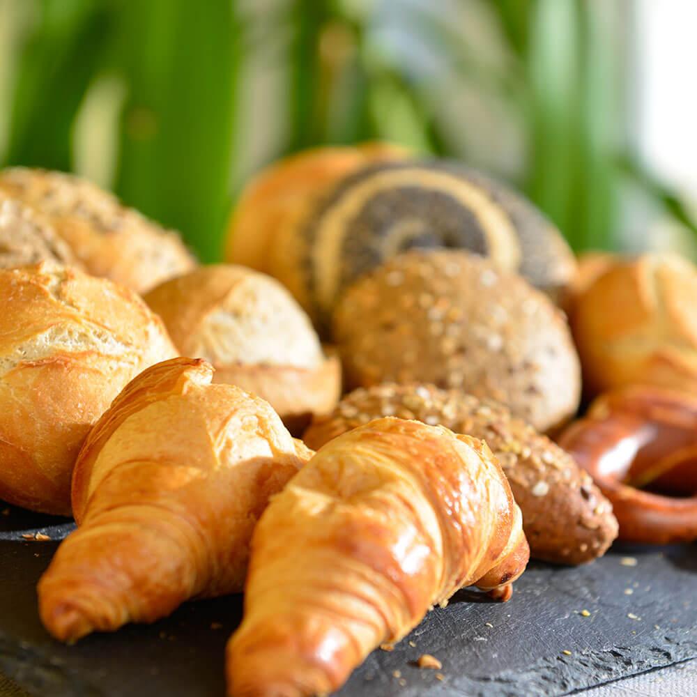 Gesund und abwechslungsreich frühstücken im Hotel Haus Kronenthal